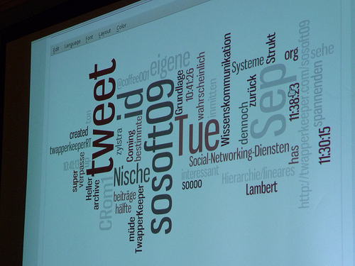 #sosoft09 Wordle